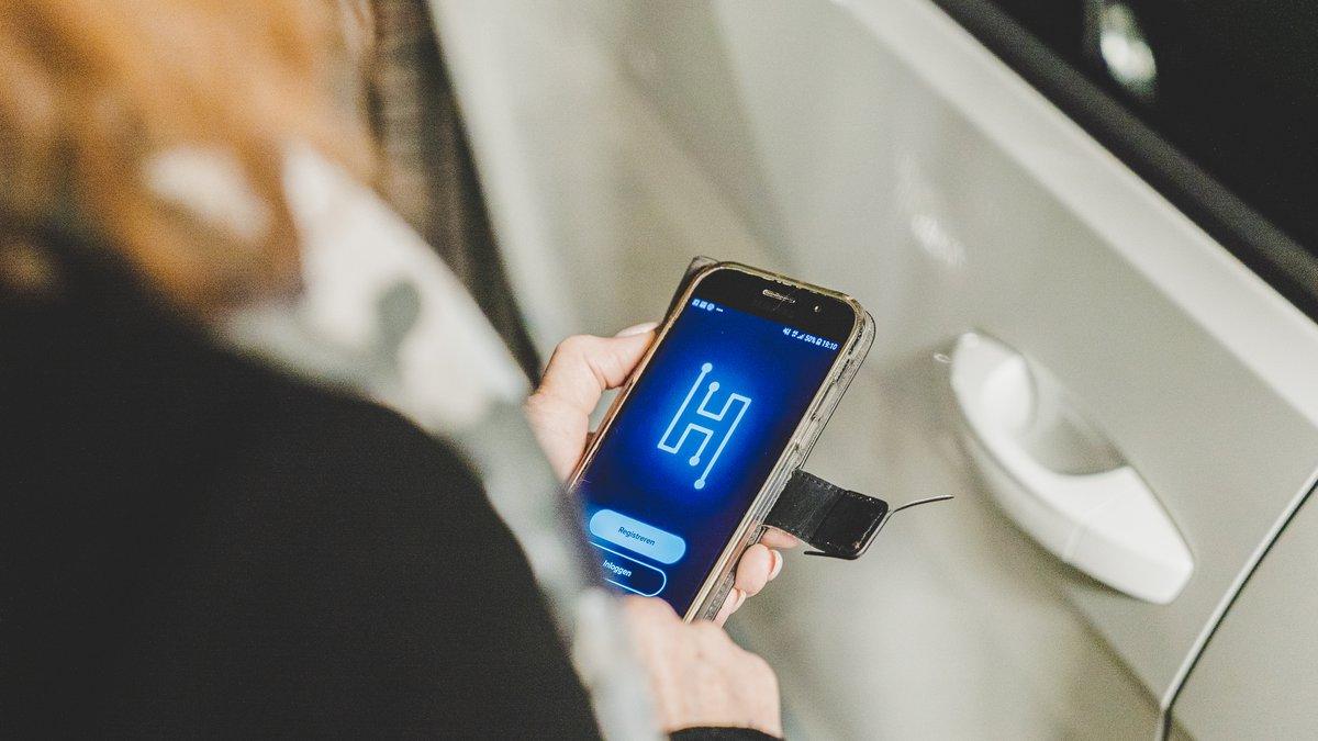 De innovatieve deelmobiliteit-service HUUB