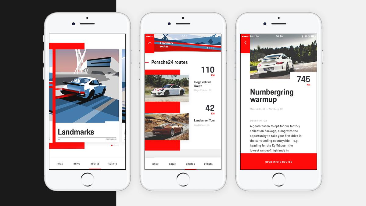 Porsche24: Loyalty programma volledig via de app