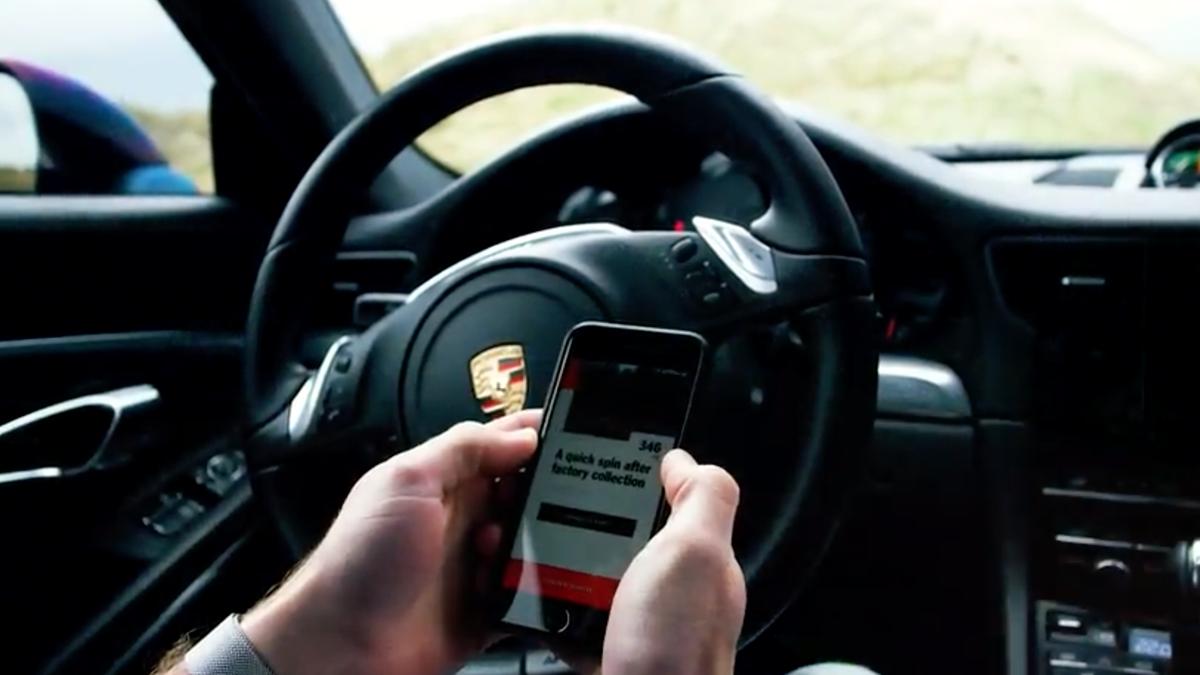 Porsche rijders belonen voor wat zij het liefst doen: rijden