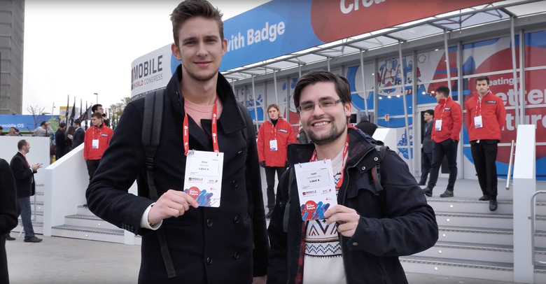 Label A @ Mobile World Congress 2018