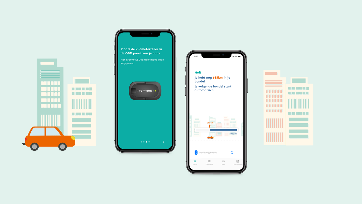Label A ontwikkelde de Bundelz app