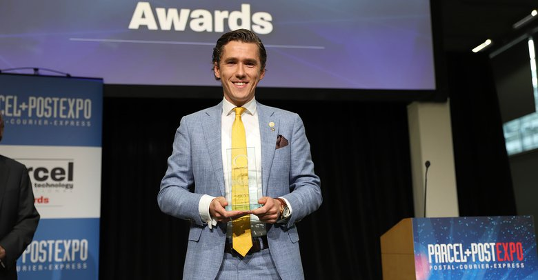 DPD wint Parcel & Postal Technology International award 2021