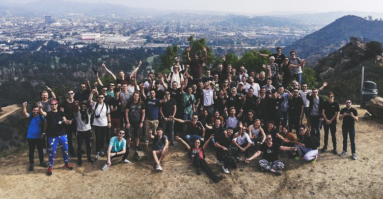 The aftermovie of our trip to Los Angeles